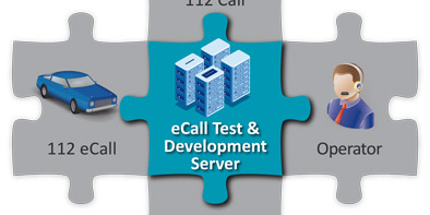 eCall Test and Development Server 3.0