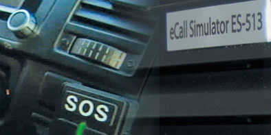EU-Compliant eCall Test and Development Server